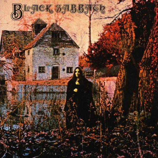 CD Black Sabbath – Black Sabbath (Slipcase)