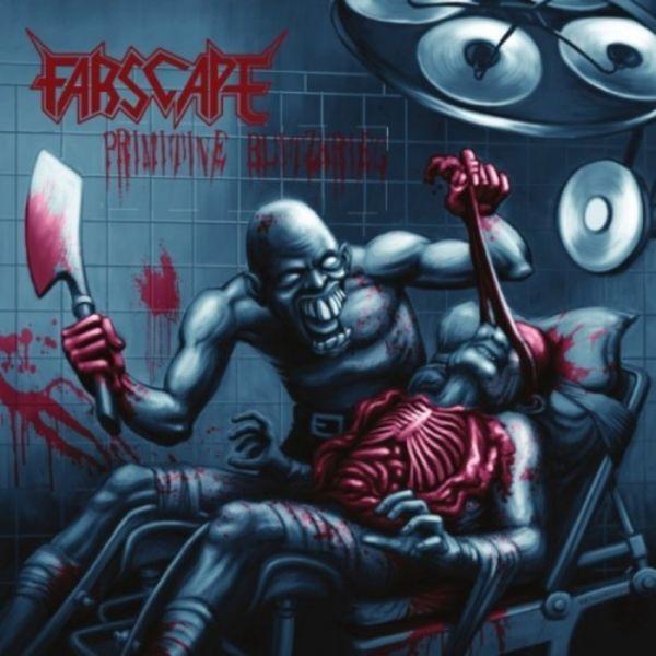 CD Farscape – Primitive Blitzkrieg
