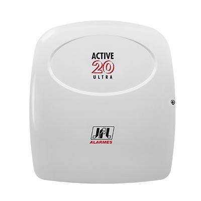 Central de Alarme - Monitorável Active-20 Ultra (modular)