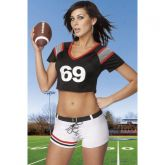 Jogadora Futebol Americano FF553
