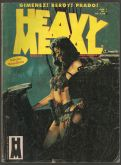 HQ - Heavy Metal - nº 01