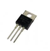 Transistor MOSFET IRFZ44N TO-220 - Embalagem com 5 pçs