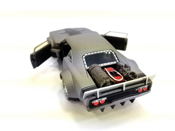 Dodge Charger Ice Dom´s Fast & Furious 1:32 Jadatoys Velozes