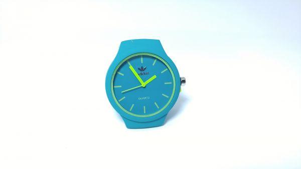 24cd7f71153 Relógio de Silicone Adidas Azul Bebe - Loja Virtual Cabanascuba