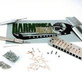 Reparos  customização harmônicas cromáticas e diatônicas