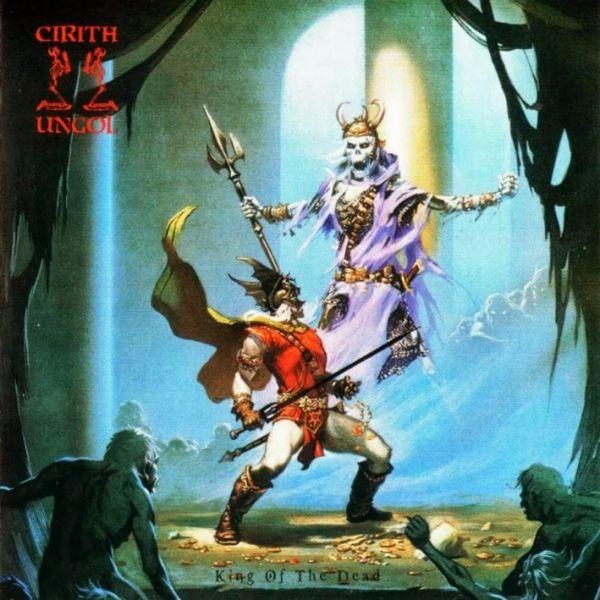 CIRITH UNGOL  – King Of The Dead  – Slipcase  CD