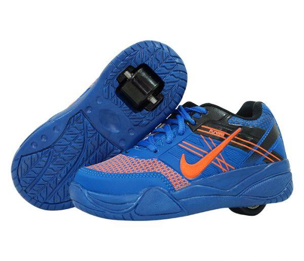 64a2770f385 Tênis Infantil de Rodinhas Nike Lançamento - JBTênis