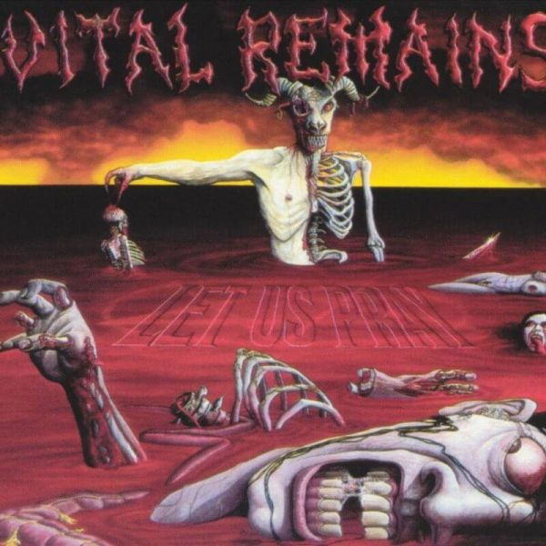 CD Vital Remains – Let Us Pray