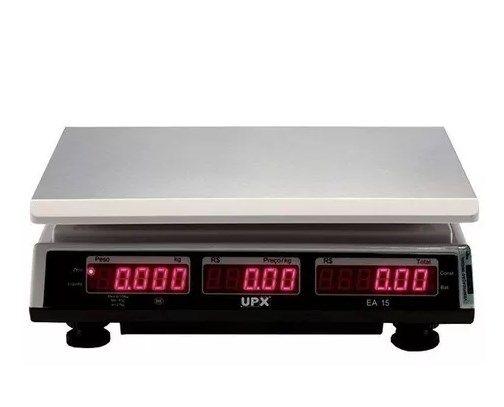 COD 8001 - Balança Digital Ea-20 Upx Com Selo E Lacre INMETRO