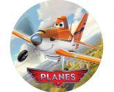 Papel Arroz Aviões Redondo 005 1un