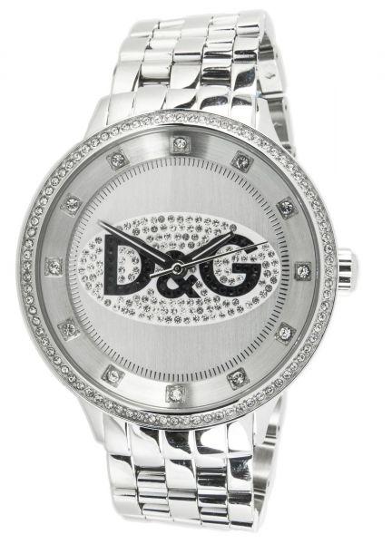 12b3bd511c2 Relógio Dolce   Gabbana Dw0131 Prime Time Prata - Loja de ...