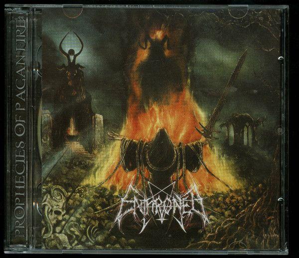 Enthroned – Prophecies Of Pagan Fire (Duplo)