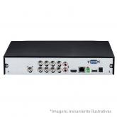 DVR Intelbras MHDX 1108 Multi HD - 8 Canais 1080p Lite + 2 Canais 6Mp IP