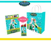 Kit Sacolinha frozen fever