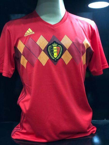 Camiseta Seleção Belgica - Outlet Ser Chic 0ffd0e7001298