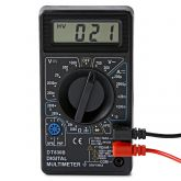 COD 1522 - Multímetro Digital DT 830 B