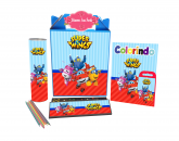 Kit festa 2 Super Wings