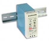 MDR-60-24 Fonte Chaveada Industrial Montagem em Trilho DIN 24VDC / 2,5A