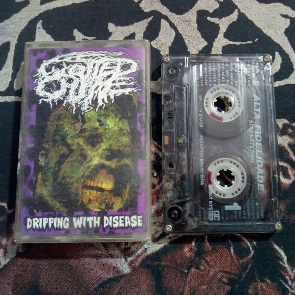 CLOTTED CHYME - Dripping With Disease