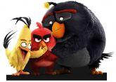 Papel Arroz Angry Birds A4 001 1un