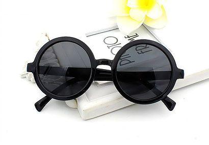 Óculos Retro Redondo - Grande