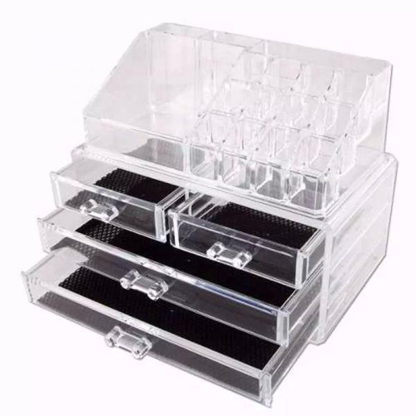 Organizador Multifuncional Porta Trecos Bijuterias KeHome- Modelo 6618