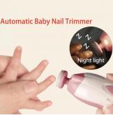 Aparador *Cortador* Elétrico de Unha do Bebê