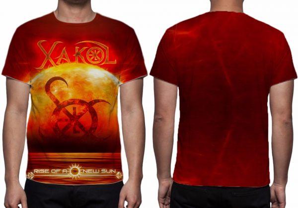 Camiseta Rise of a New Sun