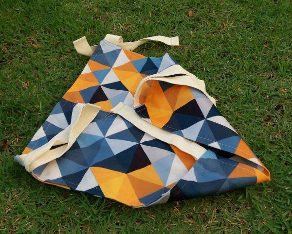 Rede GG Triângulos (para cadeira)