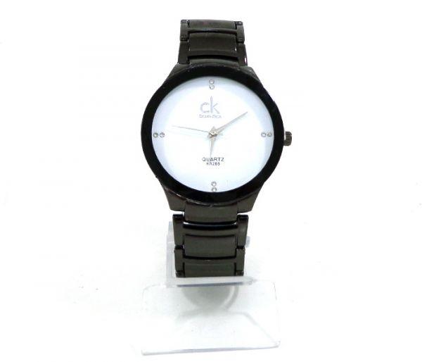 c3cec3ebb3c Relógio Feminino Calvin Klein Preto fundo branco cod  21284 - 1001 ...