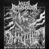 CD Hell's Ambassador - Demons Destroy the House of God