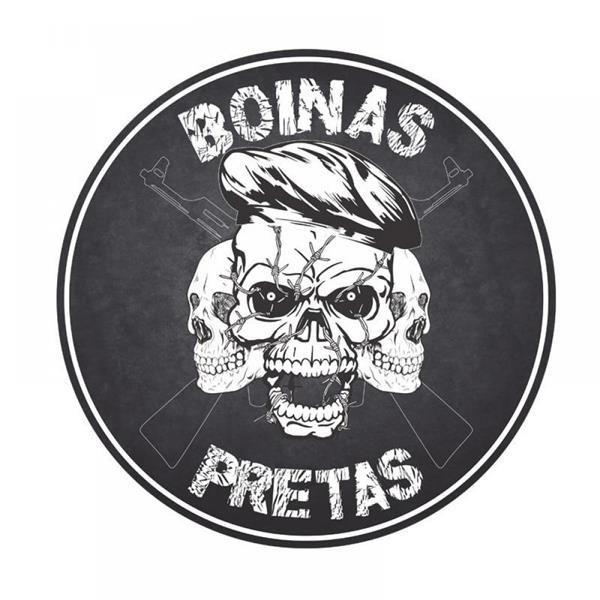 ADESIVO BOINAS PRETAS
