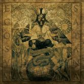GOAT SEMEN - Ego Svm Satana - LP (Gatefold Coloured Vinyl)