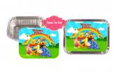 Marmitinha personalizada Pooh