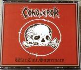 CONQUEROR- War.Cult.Supremacy -  Double CD + DVD