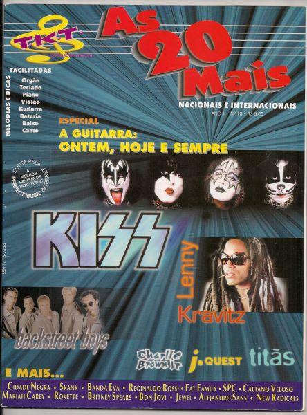 Revista - As 20 Mais - N°13
