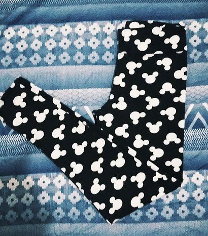 Legging Mickey