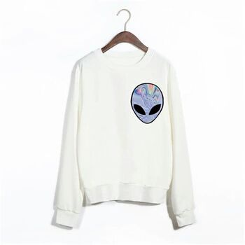 Moletom Alien