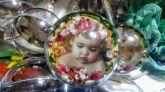 Bola de Natal Personalizadas - 15 unidades