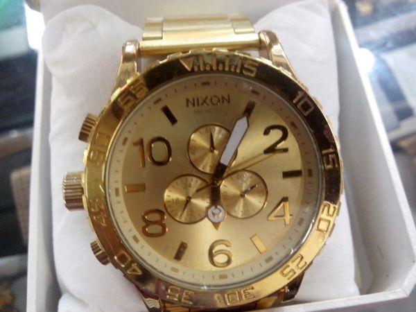 3dcb369e54b Relógio Réplica Perfeita Nixon - RK Representações