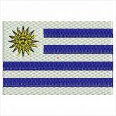 Matriz para Bordar Bandeira do Uruguai