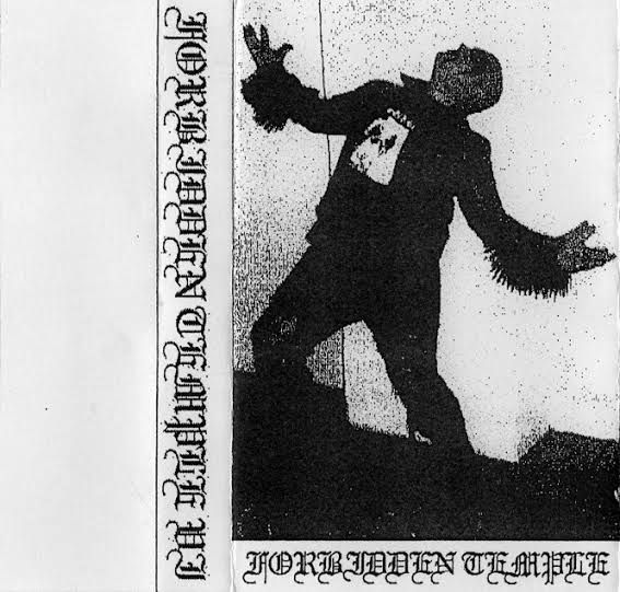 Forbidden Temple - VI