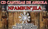 Cd - Cantigas de Npambun'jila