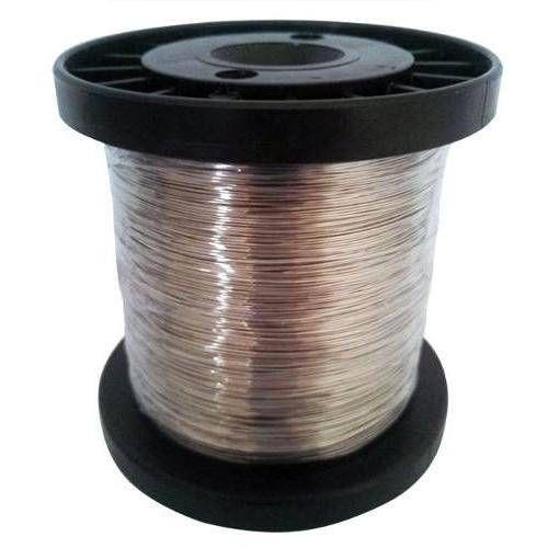 Fio De Aço Inox P/ Cerca Elétrica