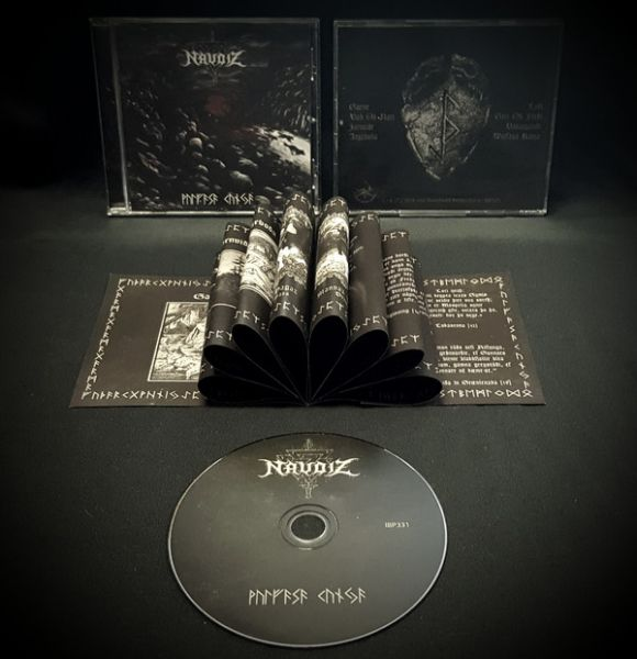 NAUDIZ - Wulfasa Kunja - CD