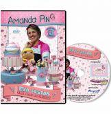 DVD Amanda Pin - EVA FESTA - CHA DAS BONECAS