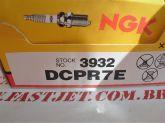 VELA DE IGNIÇÃO 912 /80HP - DCPR7E