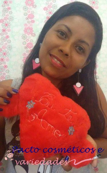 Coração Apaixonante Vermelho