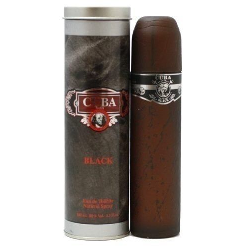 Perfume Cuba Black 100 Ml