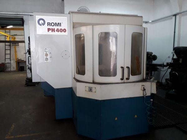 Centro de usinagem horizontal ROMI PH-400